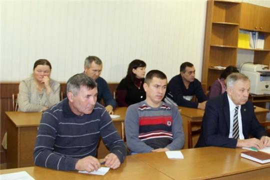 Сельхозтоваропроизводители Моргаушского района подвели предварительные итоги сельскохозяйственного года