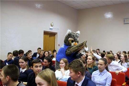 Состоялась встреча старшеклассников с представителями ведущих ВУЗов республики