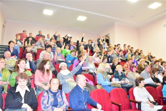 Прошел республиканский семинар-совещание руководителей творческих коллективов, удостоенных звания «народный»