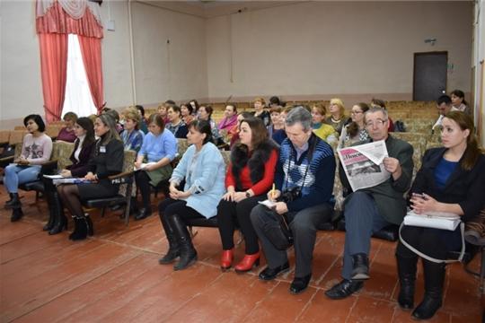 В Моргаушском районном доме культуры состоялся выездной прием ответственных сотрудников Отделения ПФР по Чувашской Республике
