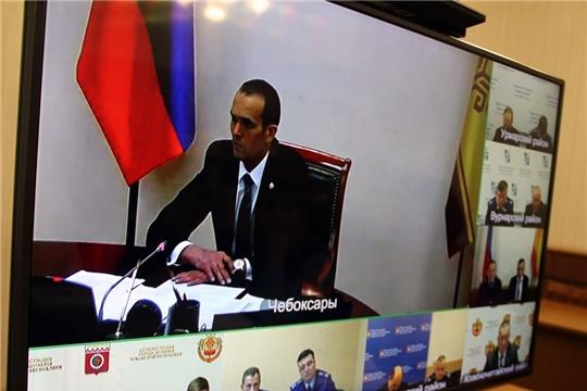 Вопросы противодействия коррупции не сходят с повестки дня администрации Моргаушского района