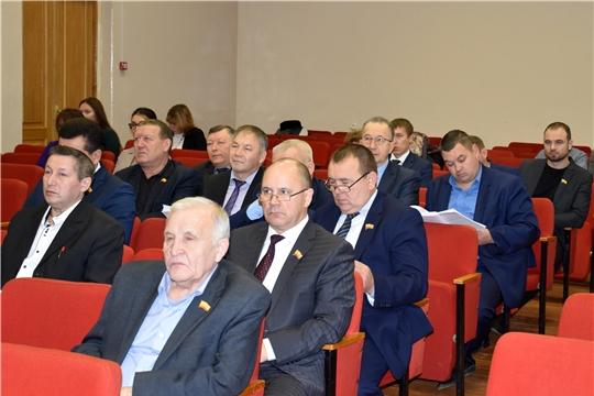 Состоялись публичные слушания по проекту решения Моргаушского районного Собрания  депутатов  «О районном бюджете Моргаушского района  на 2020 год и плановый период 2021 и 2022 годов»