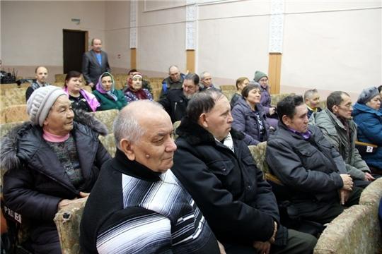 В Моргаушском районе отметили Международный день инвалидов: «Спасибо вам за силу духа, за любовь к жизни»