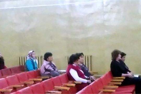 На Дне профилактики в Александровском сельском поселении: «пусть в каждой семье будет мир, а дети в них - счастливы»