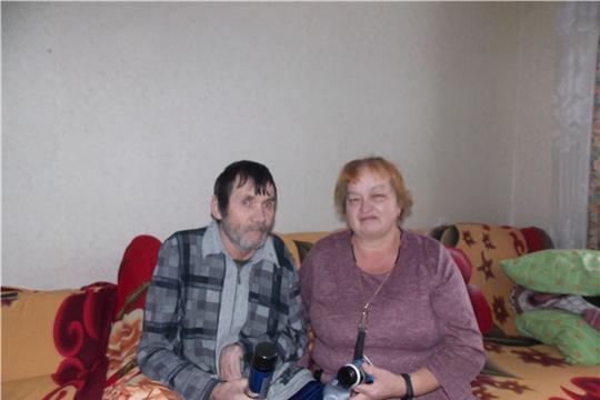 Посещение инвалидов на дому