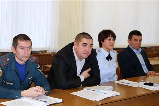 Состоялось совместное  заседание Советов  по делам национальностей и  по взаимодействию с религиозными объединениями Моргаушского района