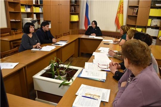 Состоялось заседание трехсторонней комиссии по регулированию социально-трудовых отношений и Координационного Совета по охране труда в Моргаушском районе Чувашской Республики