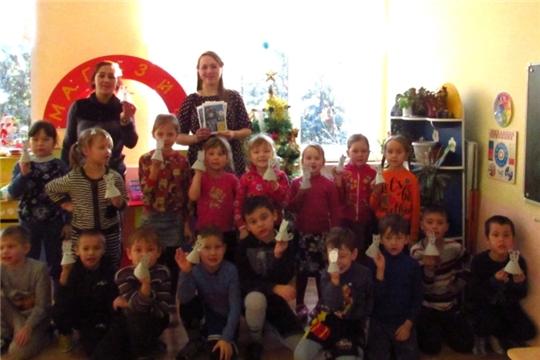 Орининская сельская библиотека приняла участие в акции «Книговички-2019»