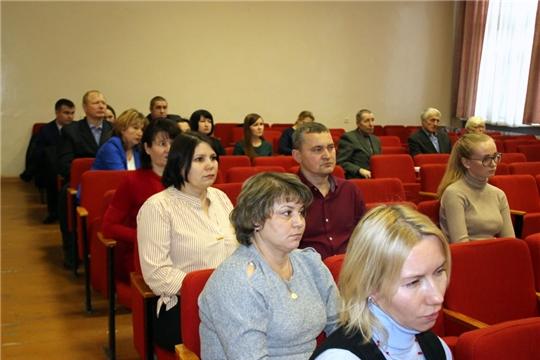 Состоялось заседание Антинаркотической комиссии в  Моргаушском районе:  «чтобы помочь взрослым, чтобы уберечь детей от беды»