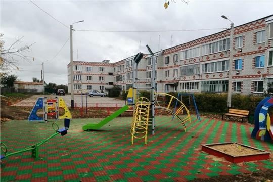 Администрация Моргаушского района Чувашской Республики объявляет прием заявок для реализации мероприятий по благоустройству дворовых территорий