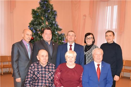 Состоялось заседание Общественного Совета Моргаушского района