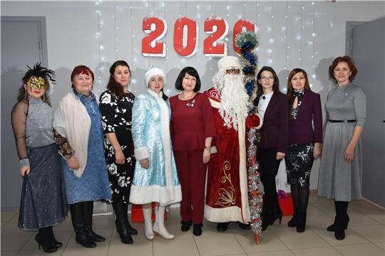 В  Моргаушском районе  закрыли Год театра