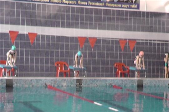 Cостоялось первенство по плаванию на призы Деда Мороза