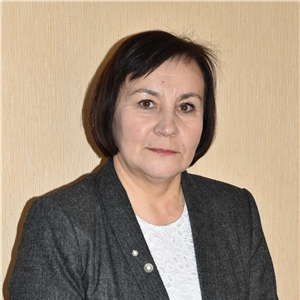 Тарасова Лилия Юрьевна