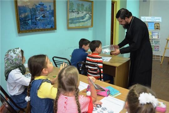 При Центральной городской библиотеке им. В. Маяковского открыта воскресная школа