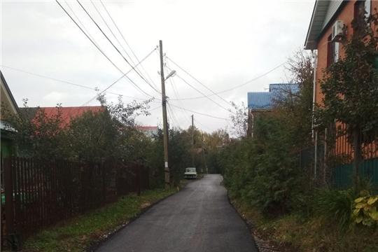 Инициативное бюджетирование – веяние времени: по ул. Л. Чайкиной и ул. Лермонтова делают дорогу с твердым покрытием