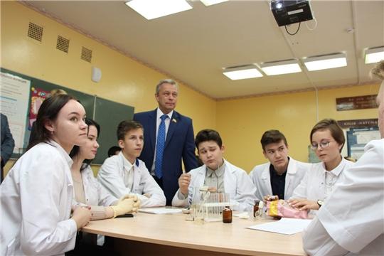 «Спорт – норма жизни»: занимательно и насыщенно прошел День здоровья в средней школе № 31 г. Чебоксары