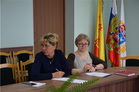 Для сотрудников администрации Московского района г. Чебоксары проведен правовой час