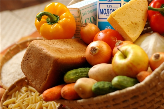 Специалисты администрации Московского района г. Чебоксары провели мониторинг цен на товары потребительской корзины