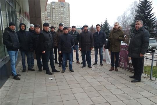 В Московском районе г. Чебоксары проведен комиссионный обход территорий