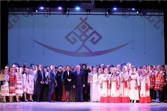 Фестивалем этнической музыки завершился этнокультурный форум «Золотая колыбель», посвященный 100-летию образования Чувашской автономной области