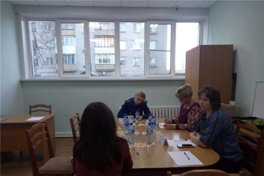 В Московском районе г. Чебоксары состоялся прием граждан по вопросам правовой помощи семье и детям