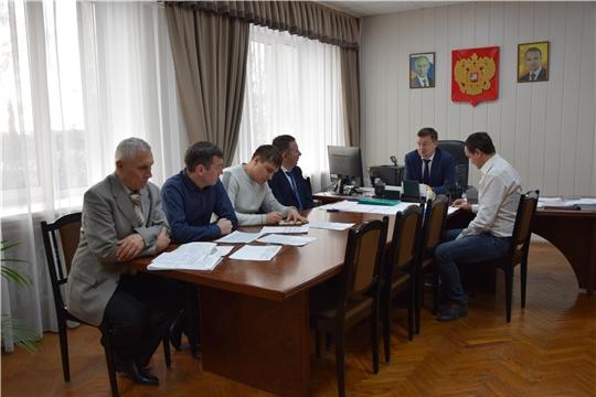 В администрации Московского района г. Чебоксары обсуждены вопросы безопасности в предновогодние дни