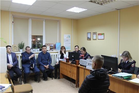 Сегодня состоятся заседания Советов общественности по профилактике правонарушений Московского района г. Чебоксары