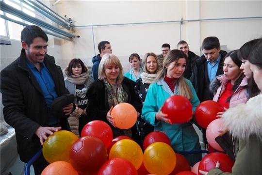 В АО «ЧПО им. В.И. Чапаева» состоялось заседание Координационного совета работающей молодежи