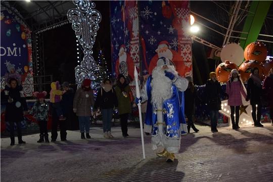 Московский район г. Чебоксары: приоритетная задача – обеспечение общественной безопасности в новогодние каникулы