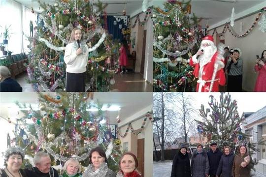 В Московском районе г. Чебоксары стартовали новогодние праздники по месту жительства