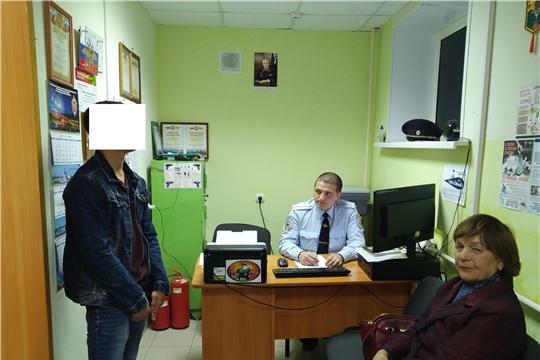 Советы общественности Московского района г. Чебоксары стоят на страже правопорядка