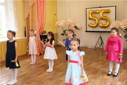 Два детских сада города Новочебоксарска отметили юбилейные даты