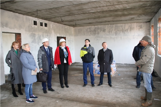 г. Новочебоксарск: строительство нового детского сада на 220 мест – на контроле
