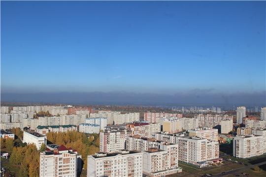 Прогноз погоды в Новочебоксарске: на этой неделе сохранится плюсовая температура