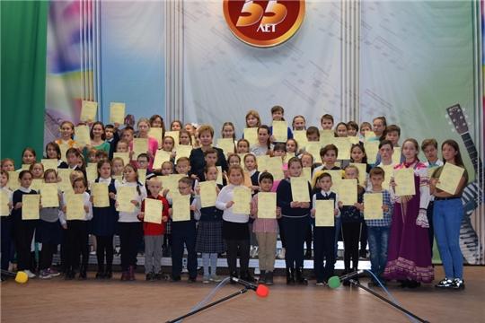 Праздник лауреатов «Лучшие из лучших» в Детской музыкальной школе собрал самых талантливых