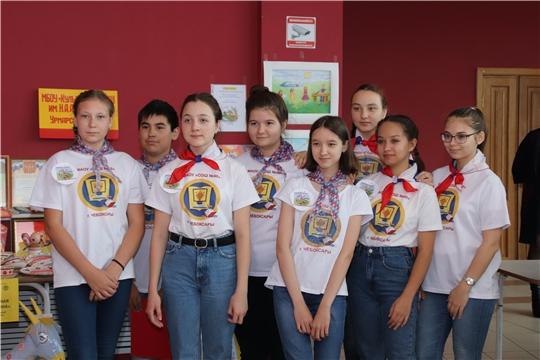 В Новочебоксарске прошел республиканский фестиваль подростковых трудовых бригад
