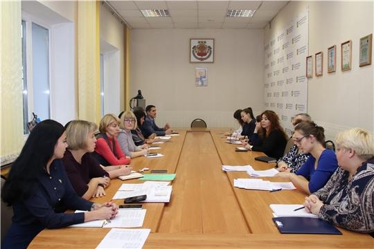 г. Новочебоксарск: на совещании по проведению Всероссийской переписи населения 2020 года обсудили подготовку к масштабному мероприятию