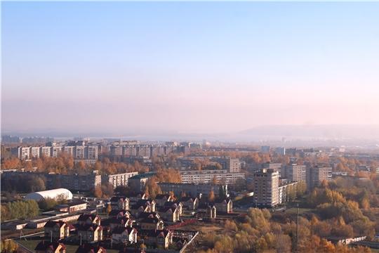 Погода в Новочебоксарске: на этой неделе ожидаются ночные заморозки