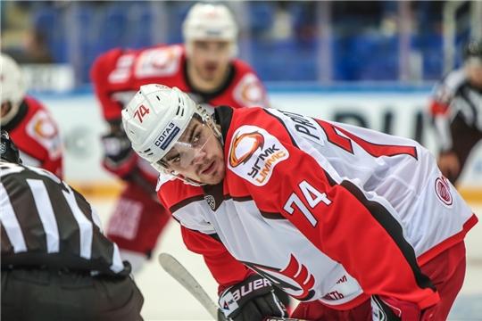 Новочебоксарские спортсмены в КХЛ и ВХЛ