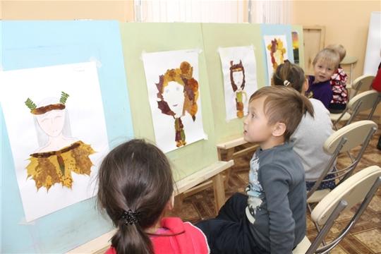Чебоксарская ГЭС и Школа искусств открыли второй сезон мастер-классов  для детей с ограниченными возможностями здоровья