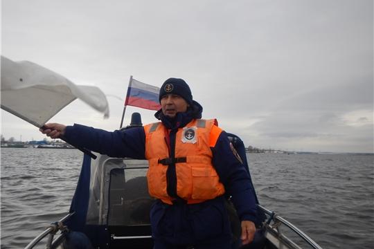 г. Новочебоксарск: патрулирование на Волге продолжается