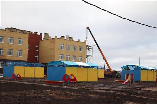 г. Новочебоксарск: состоялось очередное совещание по строительству нового детского сада