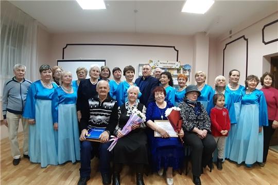 Чествование первостроителей ко Дню рождения города Новочебоксарска «С Днем рождения, наш город»