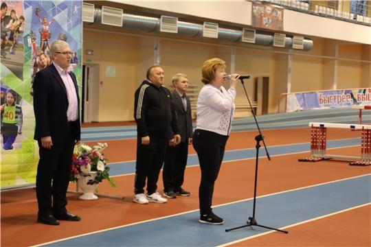 В честь 59-летия Новочебоксарска в городе прошла традиционная легкоатлетическая эстафета