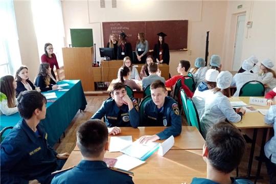 Студенты Академии технологии и управления провели мероприятия, посвященные Всероссийскому дню правовой помощи детям