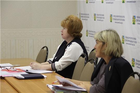 Ольга Чепрасова приняла участие в заседании Правительственной комиссии по подготовке и проведению переписи населения в Чувашской Республике в 2020 году в режиме ВКС