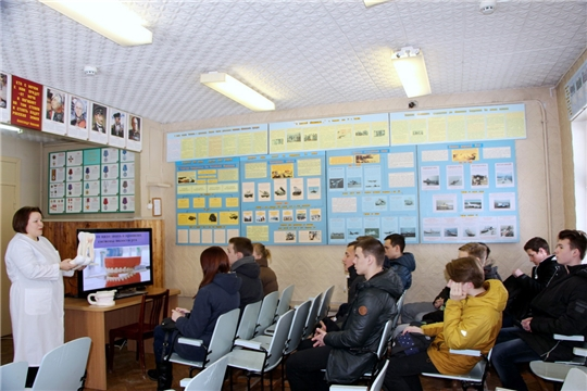 Выездная Школа здоровья от Новочебоксарской городской стоматологической поликлиники