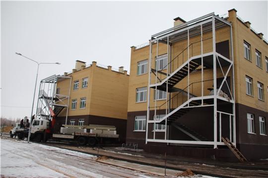 г. Новочебоксарск: строительство детского сада на 220 мест –  под контролем администрации
