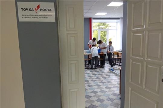 Twitter Google+ Vkontakte Pinterest Роботы, дроны, 3D и хай-тек: В 40 сельских школах Чувашии открылись «Точка роста»